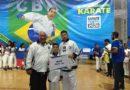 Em Uberlândia, atletas ibateenses participam de Campeonato Brasileiro de Karatê
