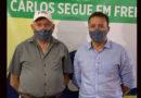 PSL confirma candidatura de Airton Garcia a reeleição com Edson Ferraz Vice