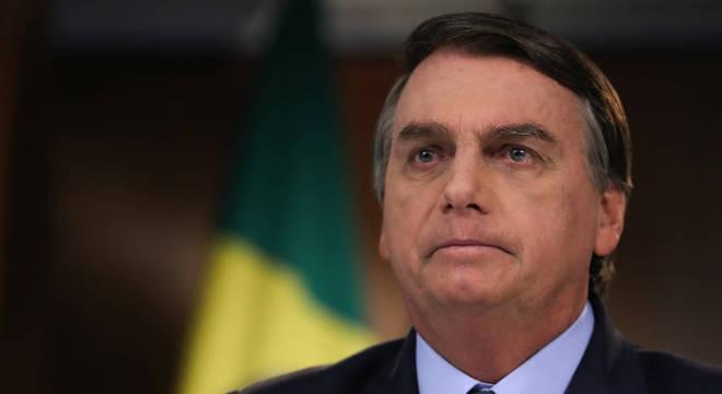 Metade dos brasileiros aprova maneira de Bolsonaro governar, diz Ibope