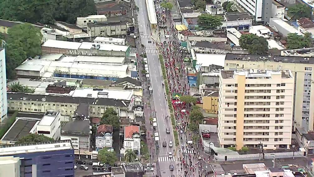 Manifestantes fazem atos contra Bolsonaro e a favor da vacina; FOTOS dos protestos pelo Brasil