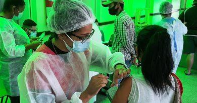 COVID-19: Ibaté vacina jovens de 26 e 27 anos a partir deste sábado (31)