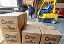 Fundo Social do Estado envia mais 852 cestas básicas para Prefeitura de Ibaté