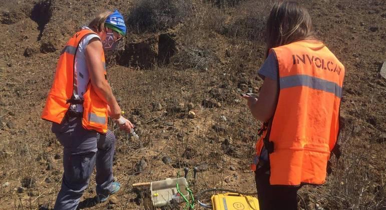 Região vulcânica que preocupa o Brasil registra 4,5 mil terremotos